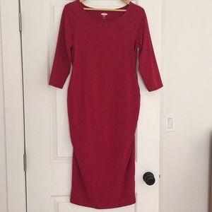 Old Navy Maternity Bodycon Dress